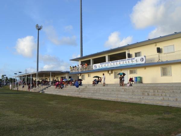 GFA Center Lower Field, Dededo