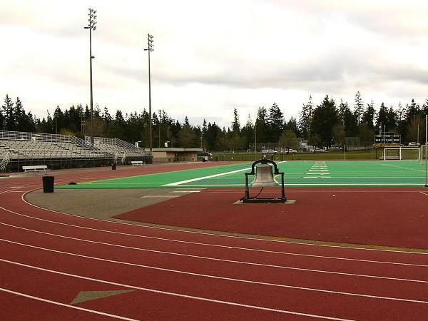 Redmond High School Stadium, Redmond, Washington