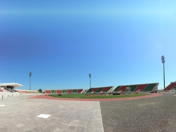 Sohar Regional Sports Complex, Sohar