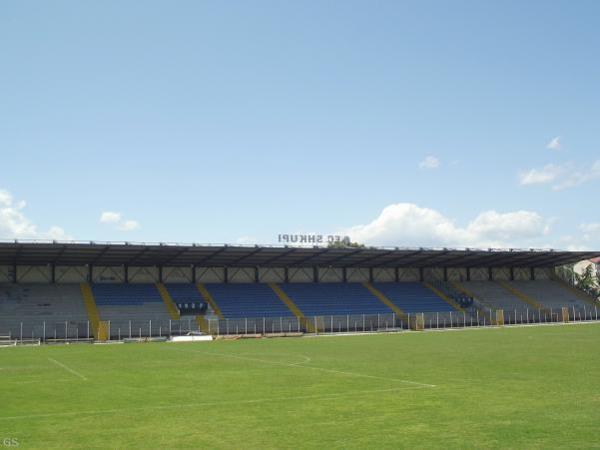 Stadion Čair, Skopje