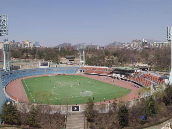 Hyochang Stadium, Seoul