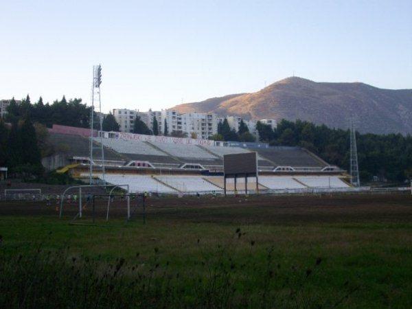 Stadion Bijeli Brijeg, Mostar