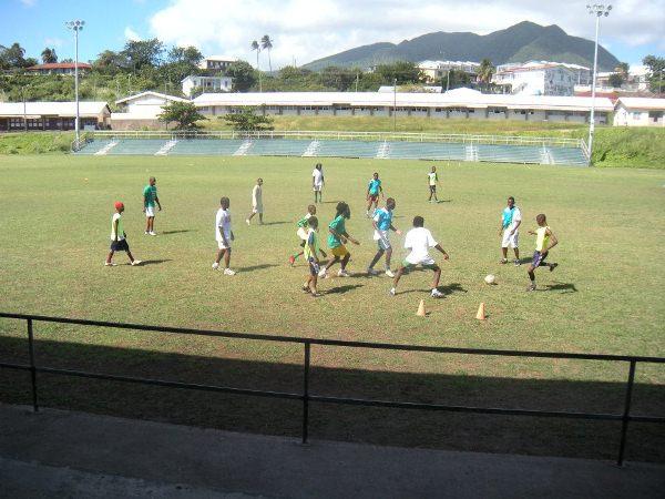 Garden's Stadium, Basseterre