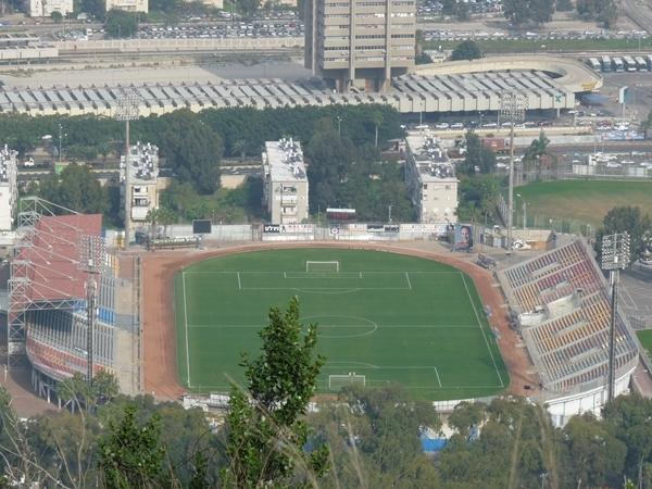 Kiryat Eli'ezer Stadium, Ḥefa (Haifa)