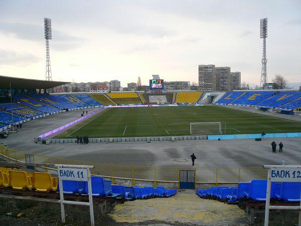 Vivacom Arena - Georgi Asparuhov, Sofia