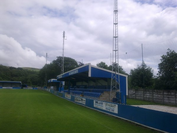 The Harry Williams Riverside Stadium, Ramsbottom, Greater Manchester