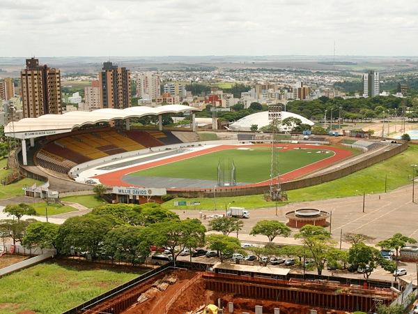 Estádio Regional Willie Davids, Maringá, Paraná