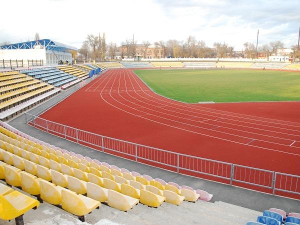 Stadion Uman'fermmash, Uman'