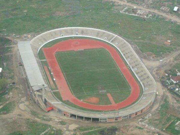 Stadiumi Olimpik Adem Jashari, Mitrovicë (Kosovska Mitrovica)