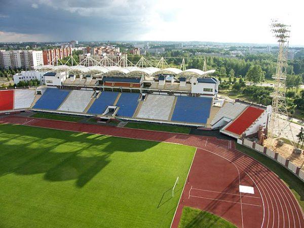 Stadyen Central'ny Vitsyebski, Vitsyebsk (Vitebsk)