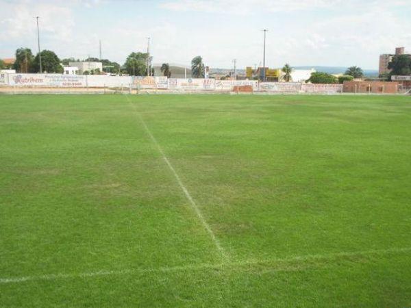 Estádio Municipal André Borges, Coxim, Mato Grosso do Sul