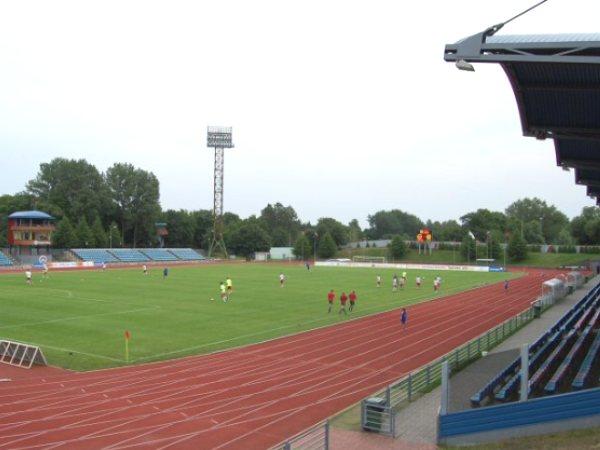 Stadions Daugava, Liepāja