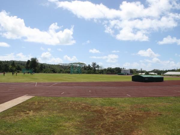 Stade de Kafika, Matāʻutu (Mata Utu), (Wallis & Futuna)