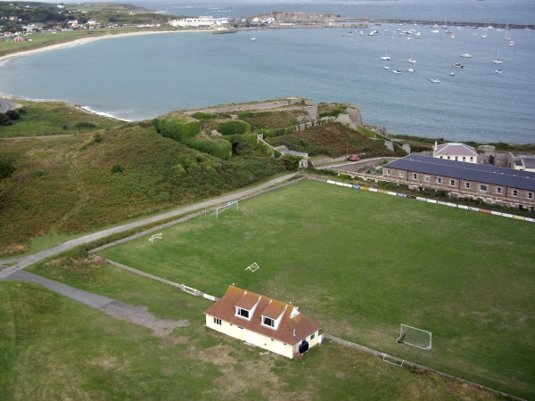 Arsenal Ground - Mount Hale, Saint Anne (Alderney)