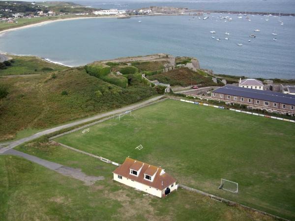 Arsenal Ground - Mount Hale, Saint Anne (Alderney)