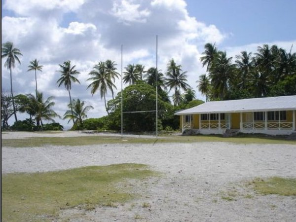 Hemoana Stadium, Nukunonu (Tokelau)