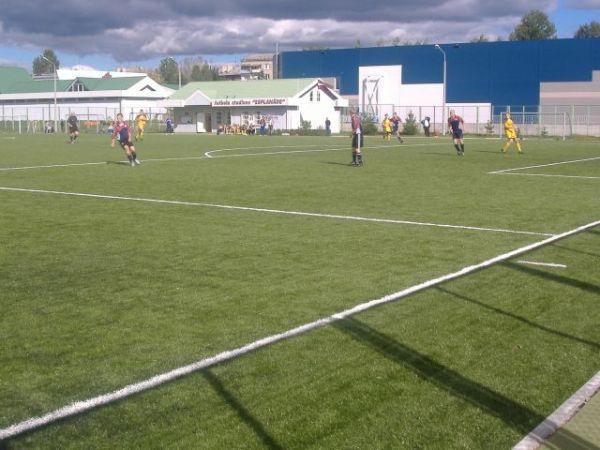 Stadionā Esplanāde, Daugavpils