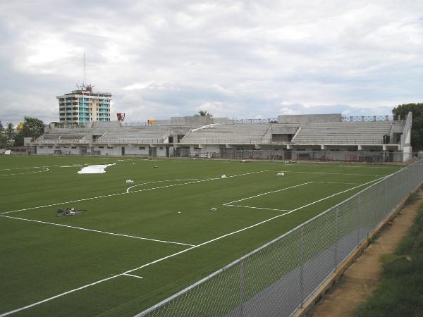 Estadio Agustín Muquita Sánchez, La Chorrera