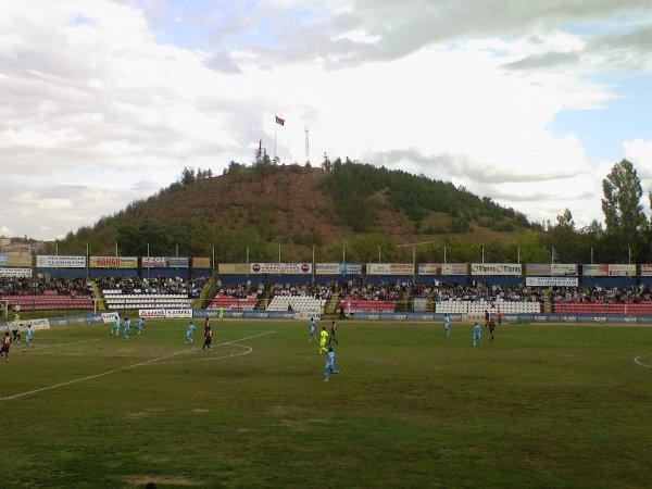 Fikret Karabudak Stadyumu, Kırıkkale