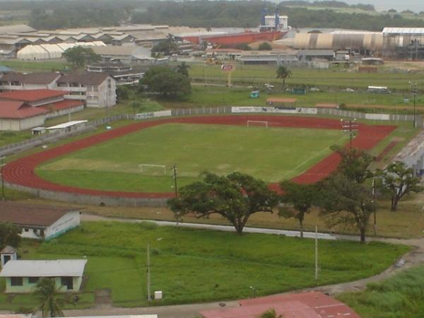 Estadio Armando Dely Valdés, Colón