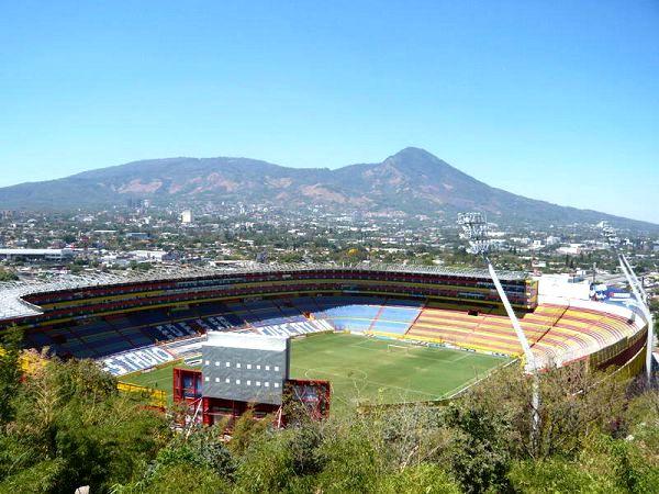 Estadio Cuscatlán, San Salvador