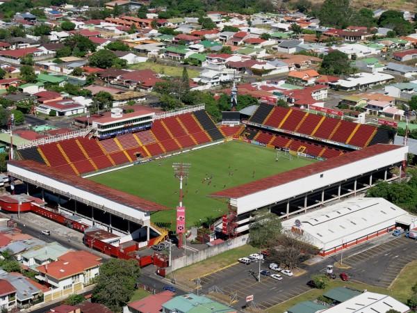 Estadio Alejandro Morera Soto, Alajuela