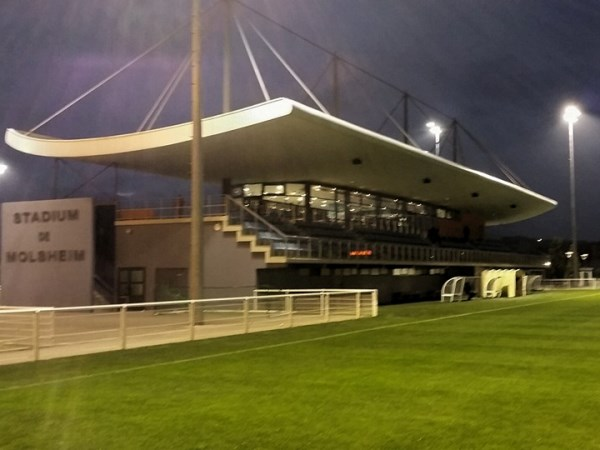 Parc des Sports, Molsheim