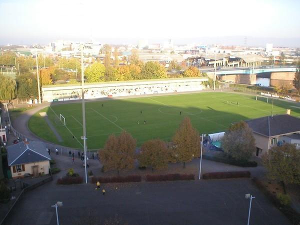 Stade Émile Stahl, Strasbourg