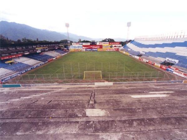 Estadio Francisco Morazán, San Pedro Sula