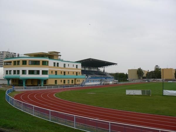 Městský stadion Kyjov, Kyjov