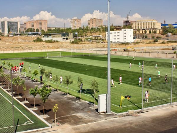 Yerevan Football Academy, Yerevan