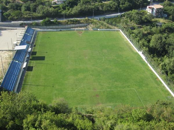 Stadion iza Grada, Klis