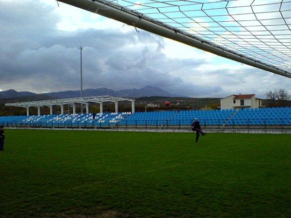 Gradski stadion, Hrvace