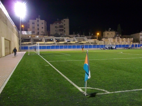 Municipal Stadium Nablus, Nablus