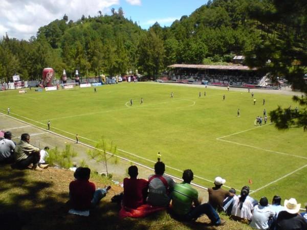 Estadio Juan Ramón Ponce Way, San Pedro Carchá