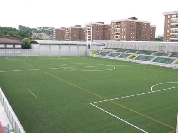 Estadio Municipal de Gobela, Getxo