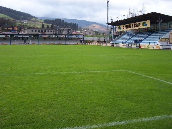Estadio Garmendipe, Azpeitia