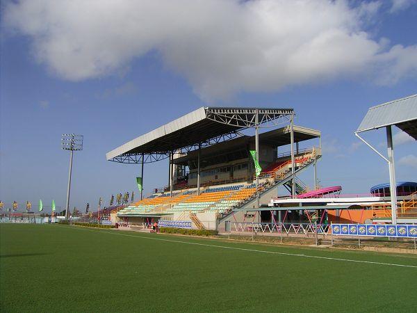 Marvin Lee Stadium, Tunapuna