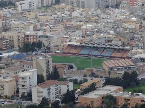 Stadio Polisportivo Provinciale, Trapani