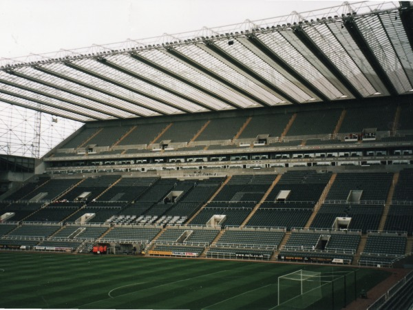 St. James' Park, Newcastle upon Tyne
