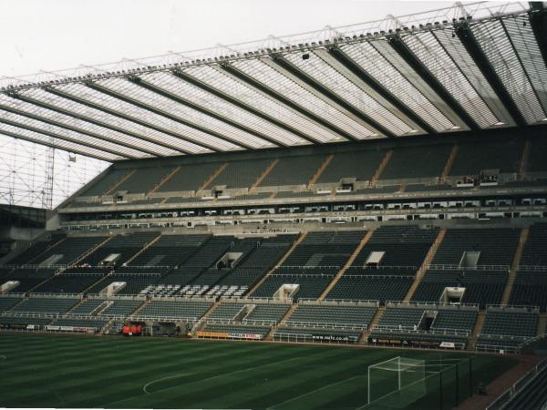 St. James' Park, Newcastle upon Tyne