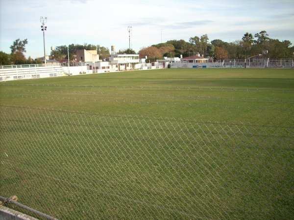 Estadio Salomón Boeseldín, Villa Ramallo, Provincia de Buenos Aires