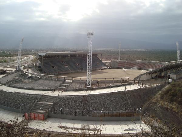 Estadio Bicentenario Ciudad de Catamarca, San Fernando del Valle de Catamarca, Catamarca