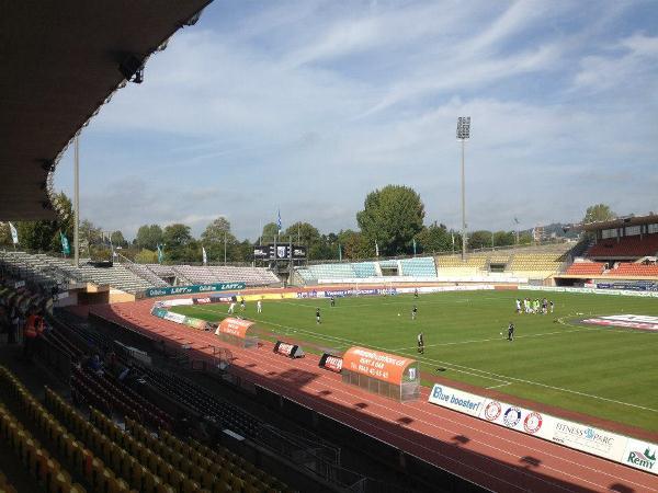Stade Olympique de la Pontaise, Lausanne