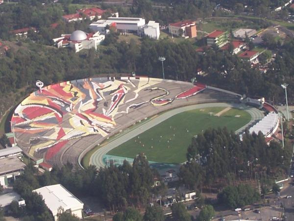Estadio Universitario Alberto Chivo Córdoba, Toluca de Lerdo
