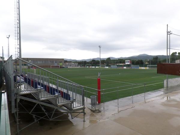 Estadio Municipal de Llagostera, Llagostera