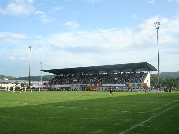 Stadion Niedermatten, Wohlen