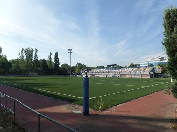 Estadio Luis Aragonés, Alcobendas