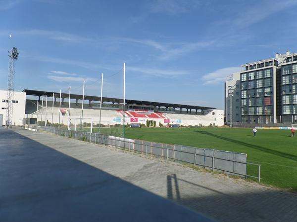 Estadio Municipal Nuevo Matapiñonera, San Sebastián de los Reyes