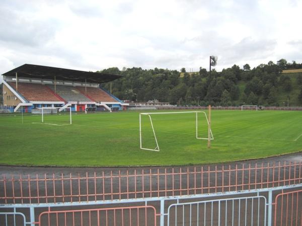 Mestský štadión Partizán Bardejov, Bardejov